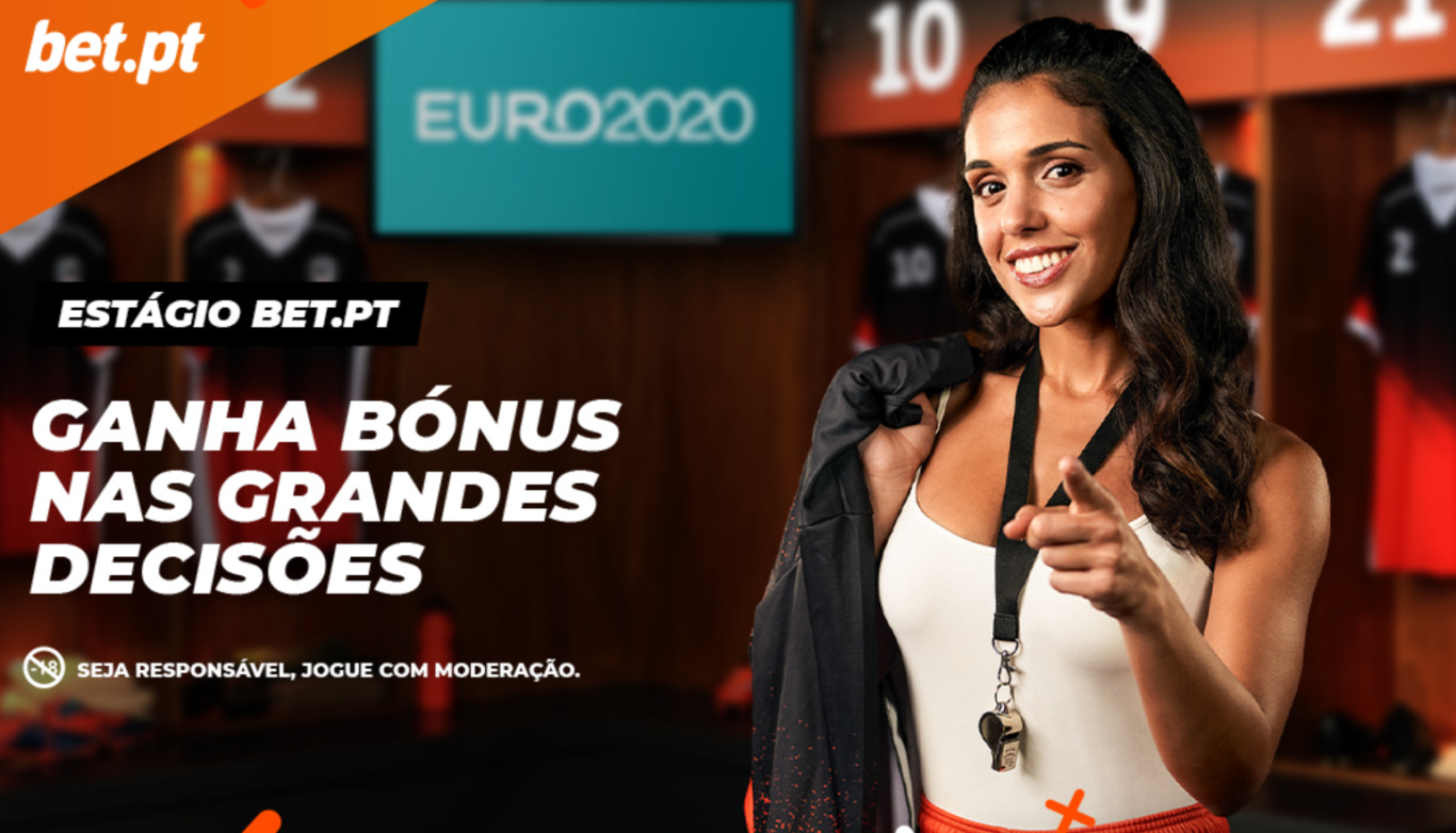 Informações sobre o Bet.pt bonus